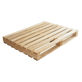 Double Deck Wooden Pallet