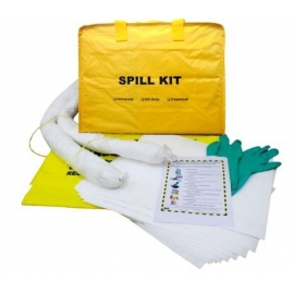Portable Economy Spill Kit
