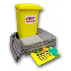 240 Litres Spill Kit w Wheels