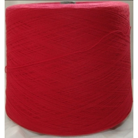 Industrial Sewing Thread - Unwaxed (2kg) Red