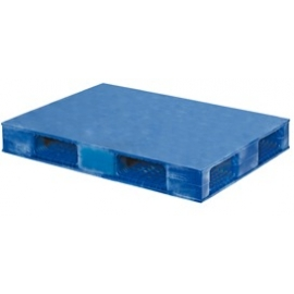 New Plastic Pallet (Warehousing) - 1.2m x 1m x 16cm