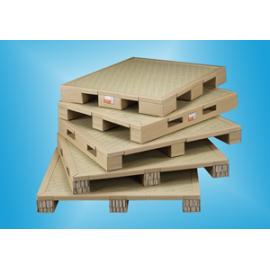 Honeycomb Paper Pallet -1.1m x 1.1m x 13cm