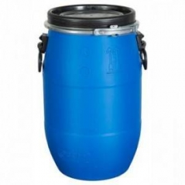 Open Top Plastic Drum (60L)