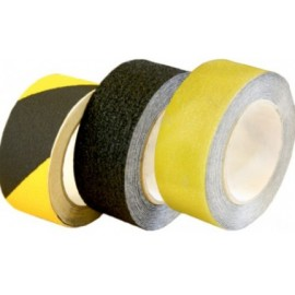 Anti-Slip Tape Yellow/ Yellow & Black - 25mm x 60FT