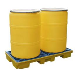 2 Drum Spill Deck