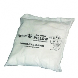 Dawg Oil-Only Pillow (Small)