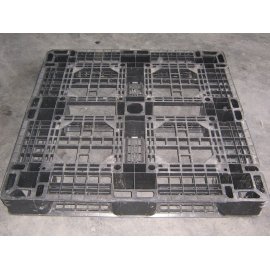 Recon Plastic Pallet (Export) - 1.1m x 1.1m
