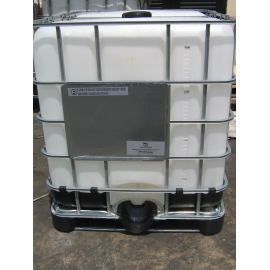 Reconditioned Rigid IBC (No Valve)
