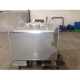 New Stainless Steel IBC