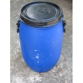 Reconditioned Open Top Plastic Drums (210L)