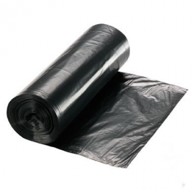 Black Trash Bags