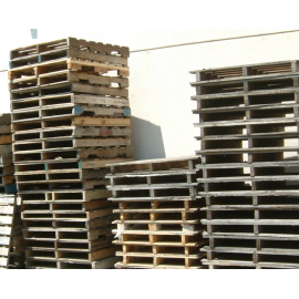 Reconditioned Wooden Pallet